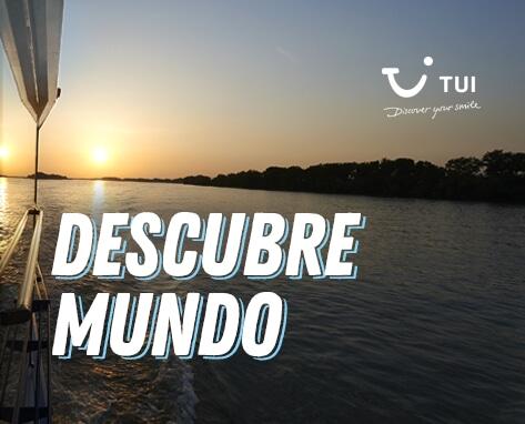 Cruceros tui DESCUBRE MUNDO