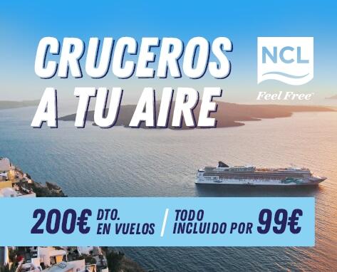 Cruceros NCL