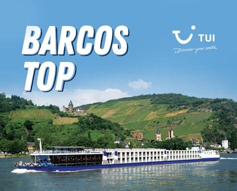 Cruceros tui BARCOS TOP