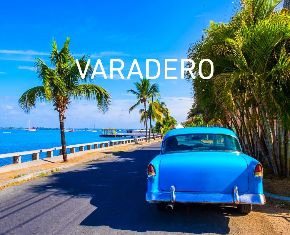 Flight to Varadero