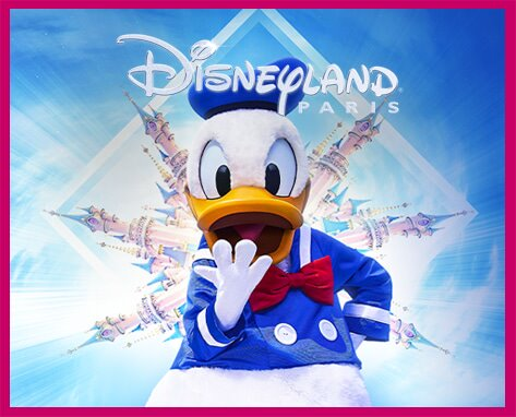 Nuevo catálogo Disneyland® Paris