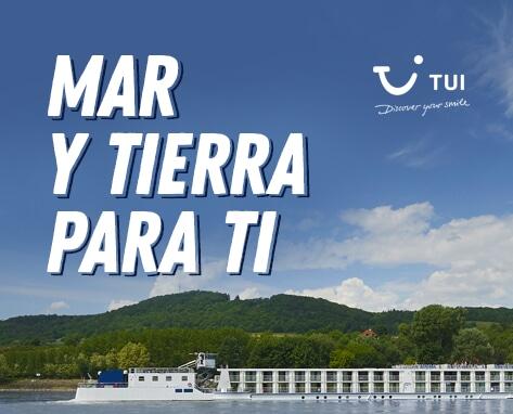 Cruceros tui MAR Y TIERRA PARA TI