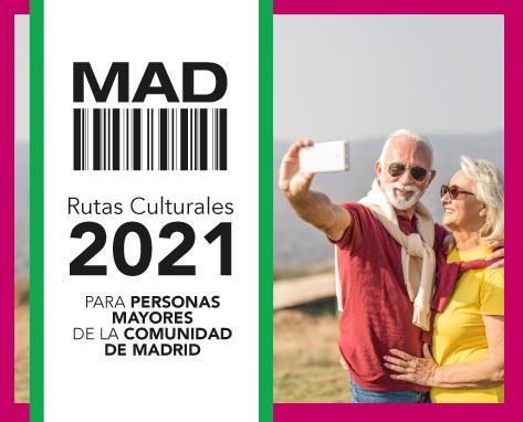 Rutas Culturales para Mayores de la Comunidad de Madrid