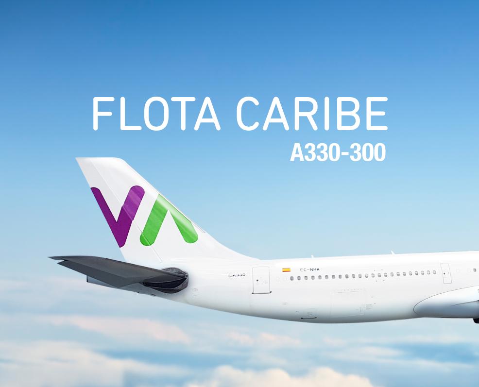 Flota Caribe A330-300
