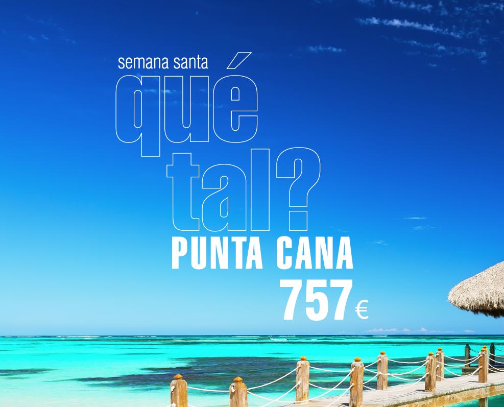 Punta Cana Semana Santa