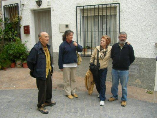 Ramón, Floren, Clara, ALfaonso